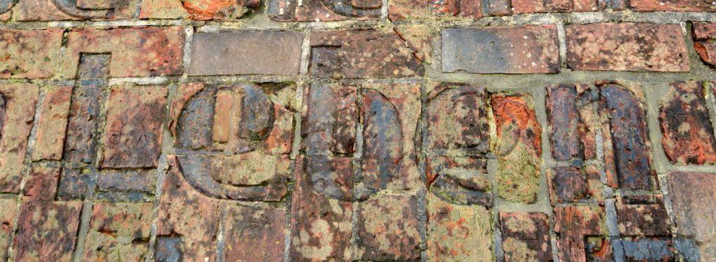 LEBEN - Inschrift am Niedersachsenstein