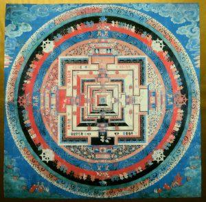 Kalachakra-Tantra aus dem tibetischen Buddhismus